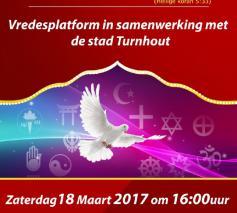 Vredeswandeling Turnhout