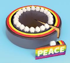 Vlaamse Vredesweek 2019.