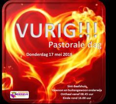 Pastorale dag: VURIG!!!