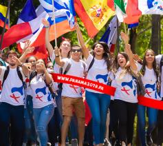 Wereldjongerdagen Panama © WYD Panama 2019