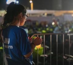 Wereldjongerendagen Panama 2019  © foto: Koen Van den Bossche