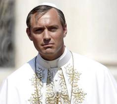 Jude Law als fictieve paus © The Young Pope
