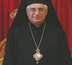 Youssef Absi, de nieuwe Grieks-Melkitische patriarch © Grieks-Melkitische bisschopsraad
