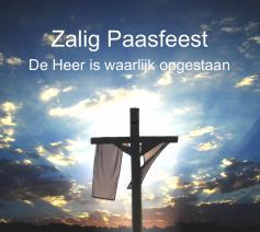 Zalig Paasfeest