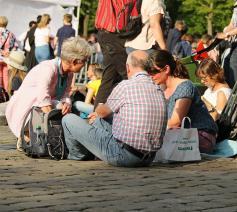 Feest van ontmoeting © katholikentag.de/Nadine Malzkorn