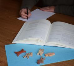 Zelf een verhaal schrijven? © Godly Play Vlaanderen