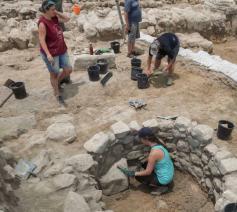 Archeologen maken zich sterk dat ze sporen hebben ontdekt van Ziklag, de stad waar David volgens de bijbel heentrok om te schuilen voor koning Saul © Israel Today