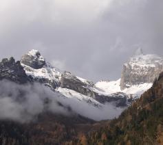 Ik bad op enen berg ... © Mia Verbanck