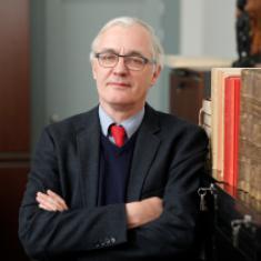 Mathijs Lamberigts, decaan theologie- en religiewetenschappen © Rob Stevens