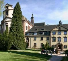 De abdij van Himmerod in de Eifel © Abdij Himmerod