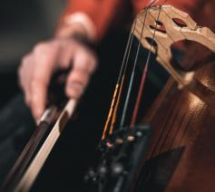 De cello speelt een hoofdrol in 'Louange à l'Éternité de Jésus', het vijfde deel uit het 'Quator'. © Pexels