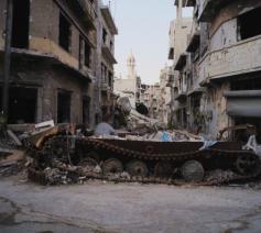Aleppo © Eddy van Wessel/Cordaid