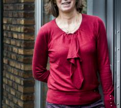 Suzanne Nelis van Arkgemeenschap Antwerpen © Emy Elleboog