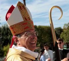Mgr. Aupetit, aartsbisschop van Parijs © Bisdom Nanterre/CEF