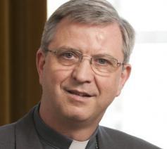Mgr. Johan Bonny, bisschop van Antwerpen.