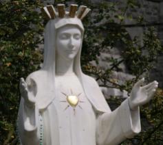 Onze-Lieve-Vrouw van Beauraing © Kerknet