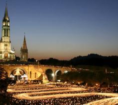 bedevaart Lourdes