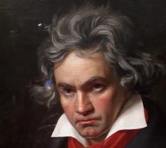 Beethoven © Beethovenhuis/Philippe Keulemans