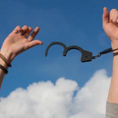 Jack voelde zich bevrijd na ons gesprek en ik wist: God was hierin aan het werk. © CC Pexels