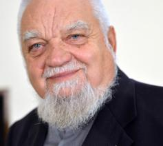 Enzo Bianchi, stichter van de oecumenische gemeenschap van Bose © SIR