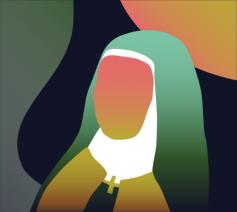 Leer bidden zoals de heilige Teresa van Avila © Sim D'Hertefelt