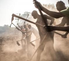 Hongersnood bedreigt 20 miljoen mensen in Afrika en het Midden-Oosten. © Caritas International