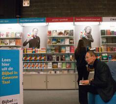 Boekenbeurs Antwerpen © Philippe Keulemans