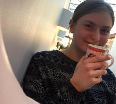 Bowiene Meul (17): Bedankt om mijn familie te zijn! © Lieve Wouters