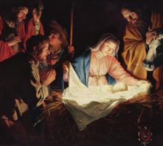 kerstmis caravaggio © wikipedia