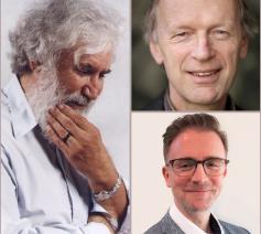Leonardo Boff, Antoon Vandevelde en Erik Vanleeuw formuleren hun dromen op de samenleving post corona.