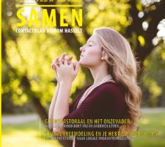 Cover Samen mei-juni © bisdom Hasselt