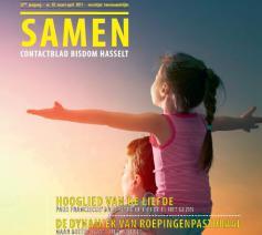 Cover Samen januari-februari 2017 © Bisdom Hasselt