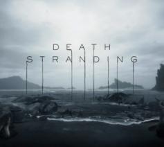 Cover videogame Death Stranding.