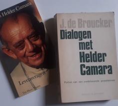 De Broucker was biograaf en een goede vriend van Camara © phk