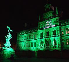 Het stadhuis van Antwerpen © Cities for Life