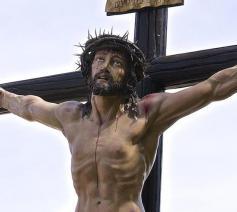 Christus op het kruis © Pixabay