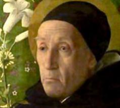 Meister Eckhart (1260-1328) © RR