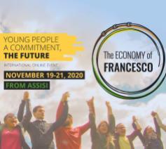 Onlinecongres 'De Economie van Franciscus'  ©  francescoeconomy.org