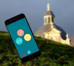 Wandelen langs Vlaamse kapellen en kerken met de erfgoedapp