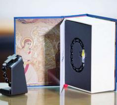 De elektronische rozenkrans E-Rosary © Vatican Media