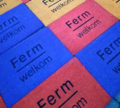 De welkommatten van Ferm © Ferm