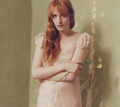 Florence + the Machine, cover van het nieuwe album 'High as Hope'. © Florence + the Machine