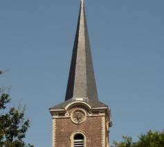 Kerk Sint-Joris-Weert © Roland Vanbutsele