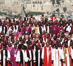Bijeenkomst van Gafcon in Jeruzalem © GAFCON