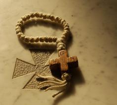 Gebedssnoer en kruis