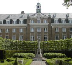 Seminariegebouw uit 1949-1950 van Sint-Paulusseminarie Drongen © Bisdom Gent