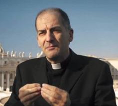 Aartsbisschop Giampietro Dal Toso, de internationale voorzitter van de Pauselijke Missiewerken © Missio