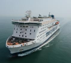 Global Mercy is het grootste ziekenhuisschip ter wereld © Mercy Ships