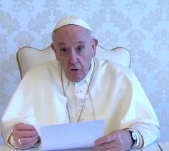 Paus roept op tot een Goede Week van solidariteit en naastenliefde © Vatican Media