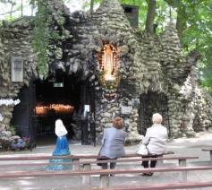 bedevaart Oostakker Lourdes